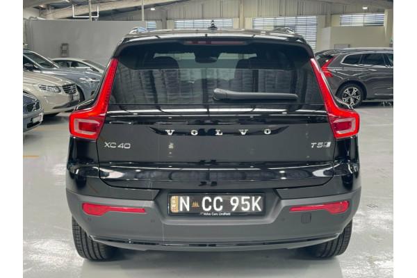 2020 MY21 Volvo XC40 XZ MY21 T5 AWD R-Design Suv Image 5