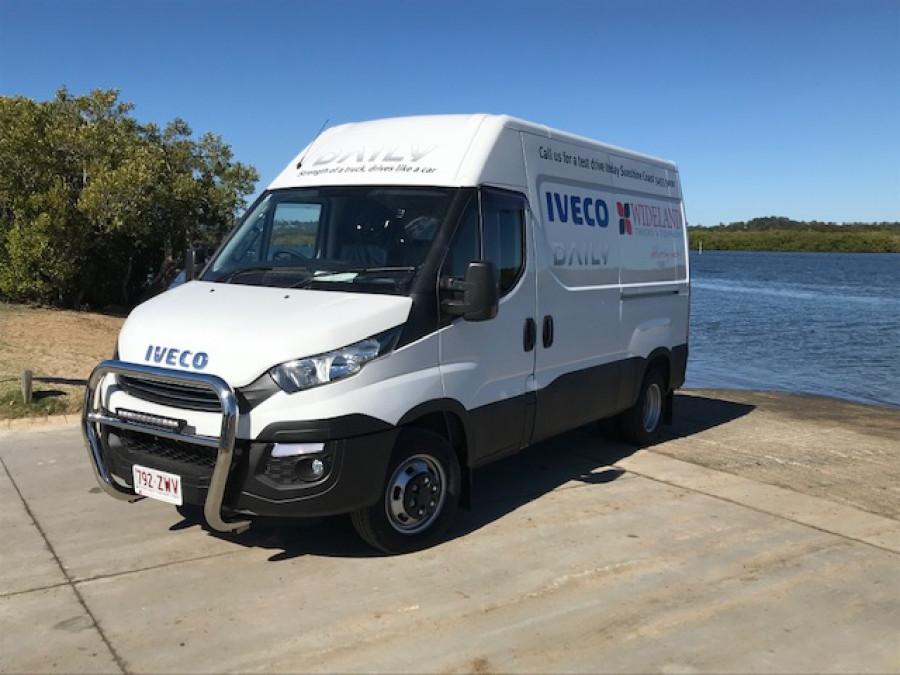 2020 Iveco 50c17a  Daily Van Van Image 14
