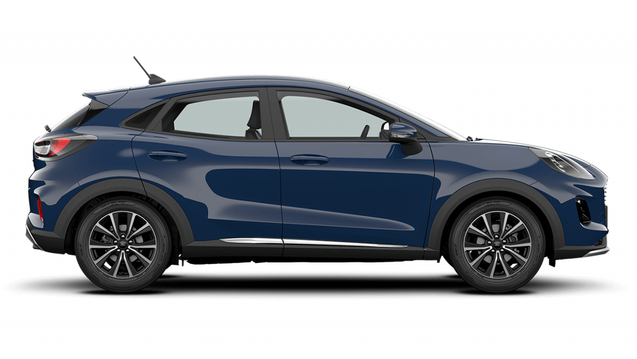 2021 MY21.25 (under construction) Ford Puma JK Puma Suv Image 2