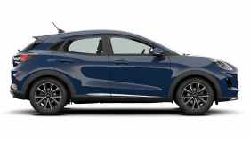 2021 MY21.25 (under construction) Ford Puma JK Puma Suv