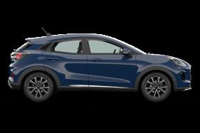 2021 MY21.25 (under construction) Ford Puma JK Puma Suv Image 2