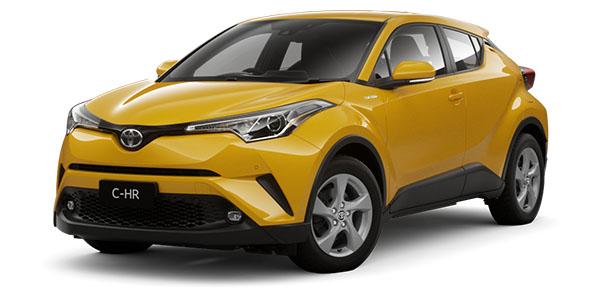 Hornet Yellow