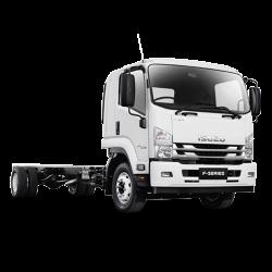 New Isuzu F Series