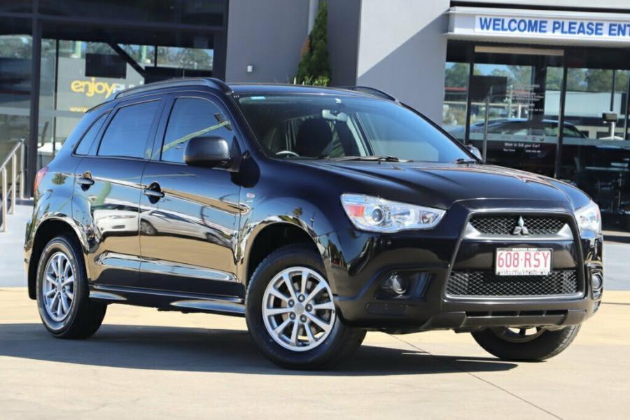 2011 Mitsubishi ASX XA MY11 2WD Suv