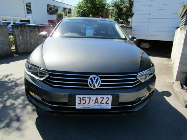 2015 MY16 Volkswagen Passat 3C (B8) MY16 132TSI DSG Sedan Mobile Image 2