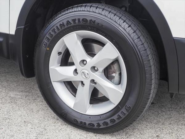 2012 Nissan DUALIS J10 Series 3 MY12 ST Hatchback image 7