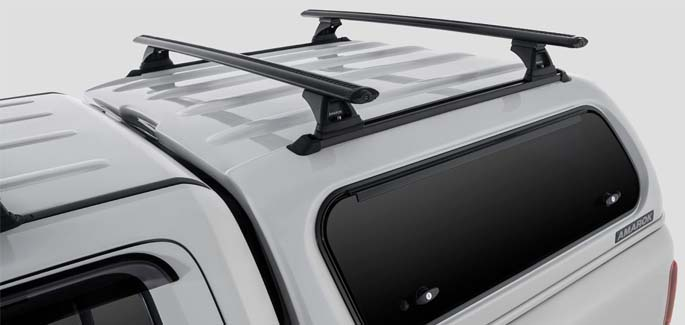 Optional Canopy Roof Bars