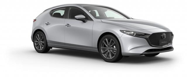 2021 Mazda 3 BP G25 Evolve Hatchback Mobile Image 7