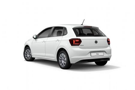 2020 MY21 Volkswagen Polo AW Comfortline Hatchback Image 3