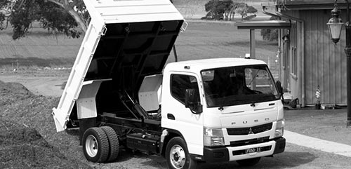 Canter Tipper Range
