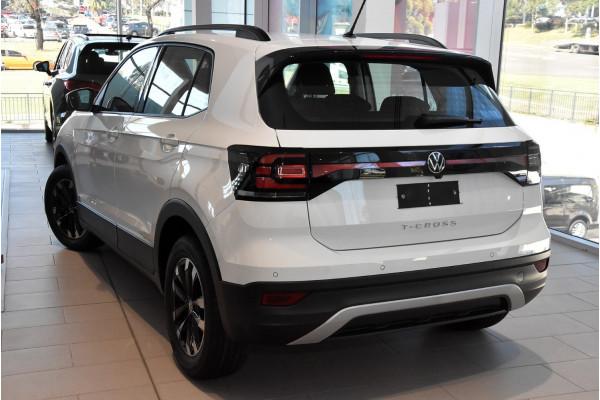 2021 Volkswagen T-Cross C1 85TSI Life Wagon Image 2