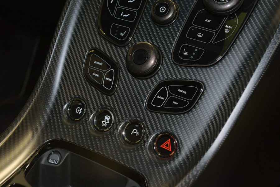 2019 Aston martin Rapide AMR 6.0L V12 8Spd Auto Sedan Mobile Image 21