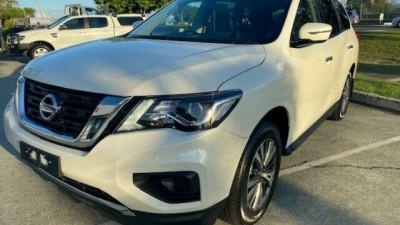 2019 Nissan Pathfinder R52 Series III MY19 ST X-tronic 2WD Suv Image 5