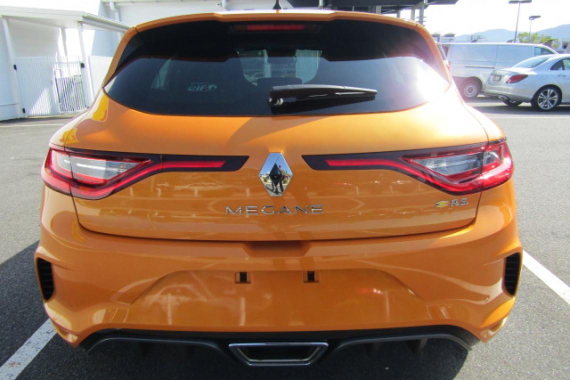 2018 Renault Megane R.S. Manual Hatchback