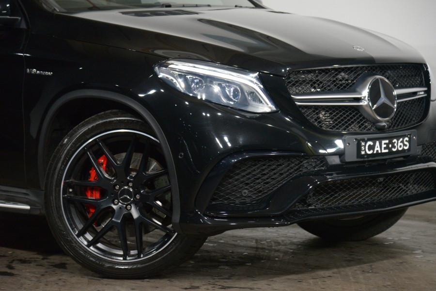 2017 Mercedes-Benz Gle 63 S 4matic