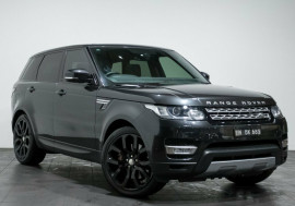 Land Rover Range Rover Sport SDV8 CommandShift HSE L494 MY14.5