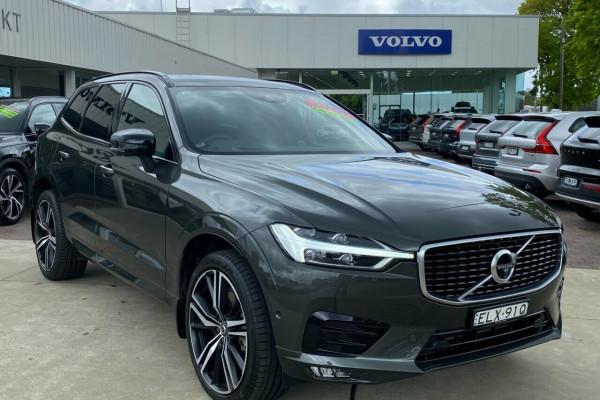 2019 MY20 Volvo XC60 246 MY20 D5 R-Design (AWD) Suv