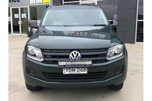 2016 Volkswagen Amarok 2H MY16 TDI400 Utility Image 2
