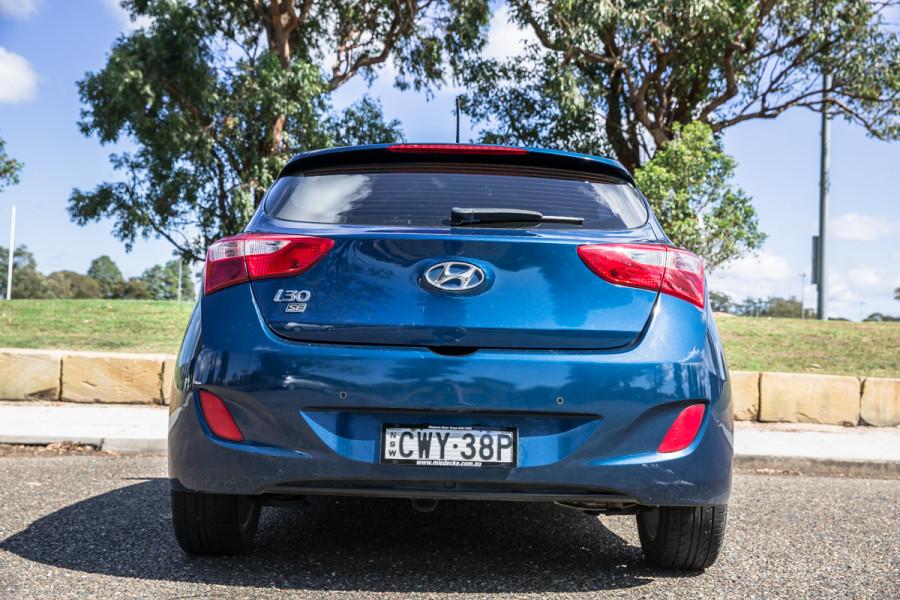2014 Hyundai I30  GD2 TROPHY Hatch Image 10