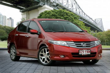 Honda City VTi-L GM MY11