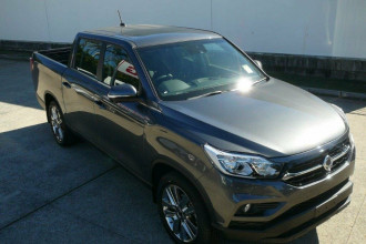 SsangYong Musso Ultimate Q200