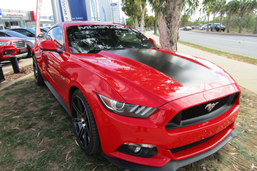 New Ford Mustang For Sale In Gladstone Reef City Ford