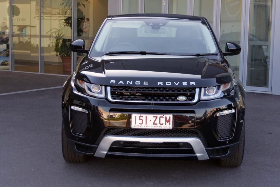 2017 MY18 Land Rover Range Rover Evoque L538 MY18 Si4 240 Suv