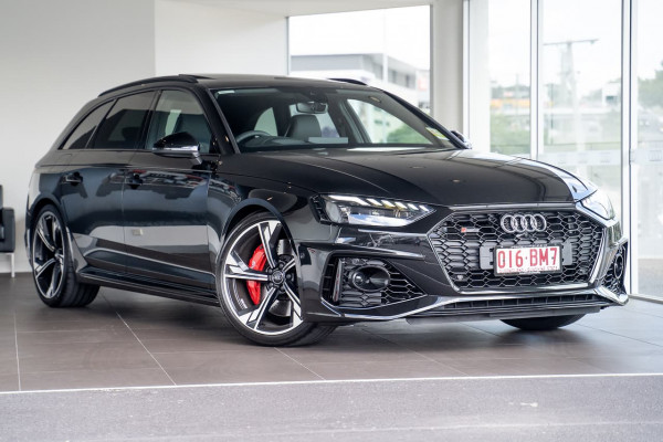 Audi Rs4 A RS 4 2.9L TFSI 331kW Tiptronic Quattro
