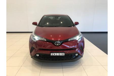 2017 Toyota C-hr NGX50R Turbo Awd Image 3