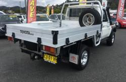 2015 Toyota Landcruiser VDJ79R Turbo Workmate 4x4 t/t/sides Image 5