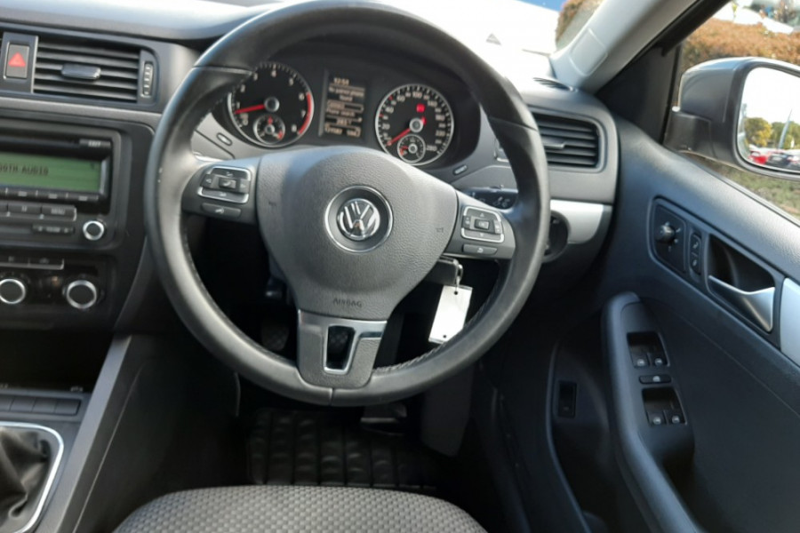 2011 MY10 Volkswagen Jetta 1K 118TSI Sedan