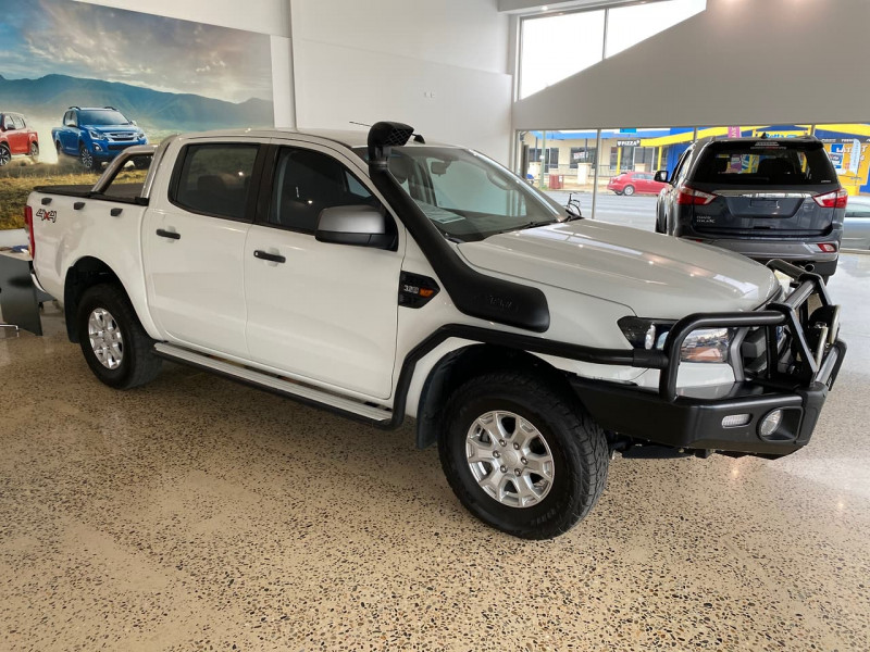 2016 Ford Ranger PX MkII XLS Special Edition Utility