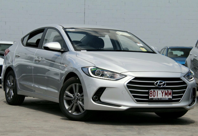 2017 MY18 Hyundai Elantra AD Active Sedan