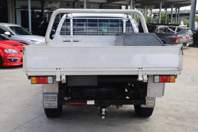 2011 Ford Ranger PX XL Cab chassis Image 5