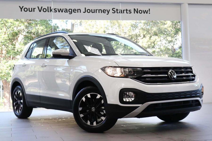 2021 Volkswagen T-Cross C1 85TSI Life Suv Image 1