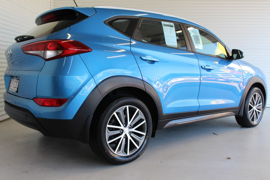 2015 Hyundai Tucson ACTIVE X FWD TL 4D  6SP AUTOMATIC Suv Image 2