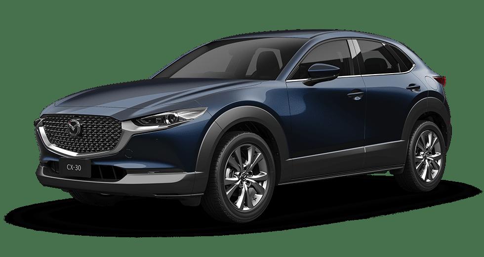 Mazda CX30 <br>G20 Astina <br>PERSONAL | BUSINESS