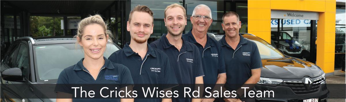 THE CRICKS WISES RD SALES TEAM HAVE GOT STOCK |  RENAULT SUZUKI SSANGYONG