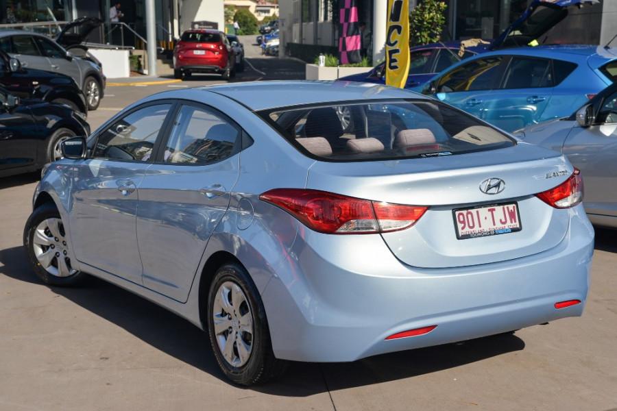 2012 Hyundai Elantra Active