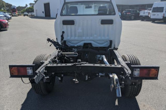 2018 Mazda BT-50 UR 4x2 2.2L Single Cab Chassis XT Other