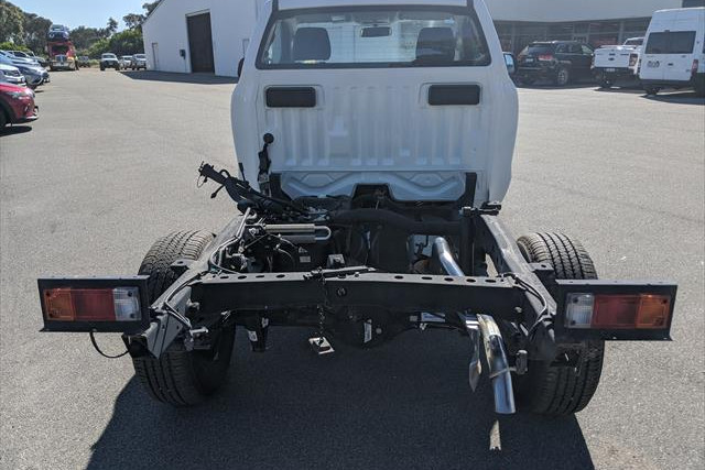 2018 Mazda BT-50 UR 4x2 2.2L Single Cab Chassis XT Other Mobile Image 6