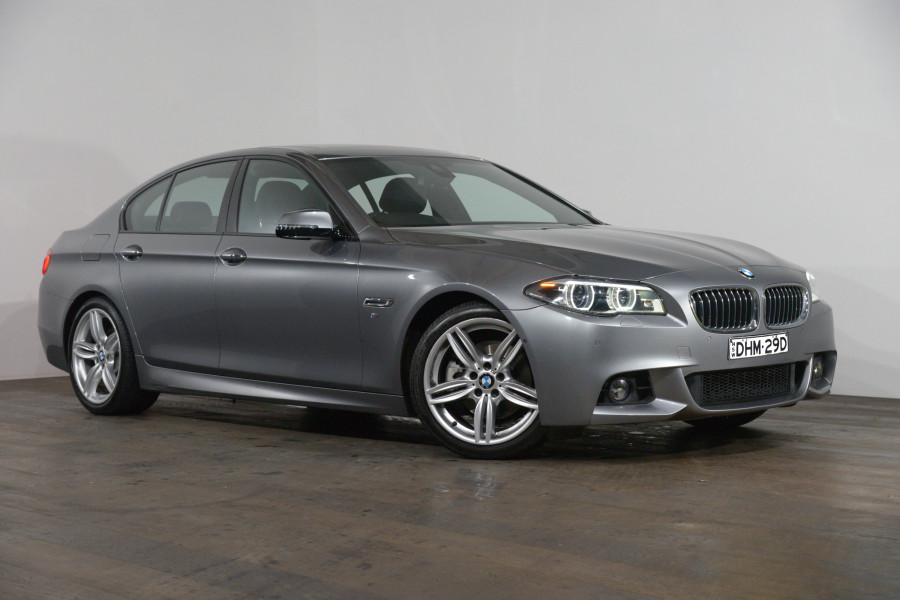 2015 BMW 5 28i Luxury Line