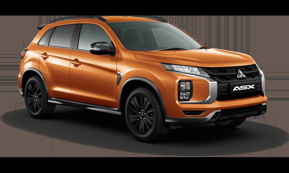 2020 Mitsubishi ASX XD GSR Suv