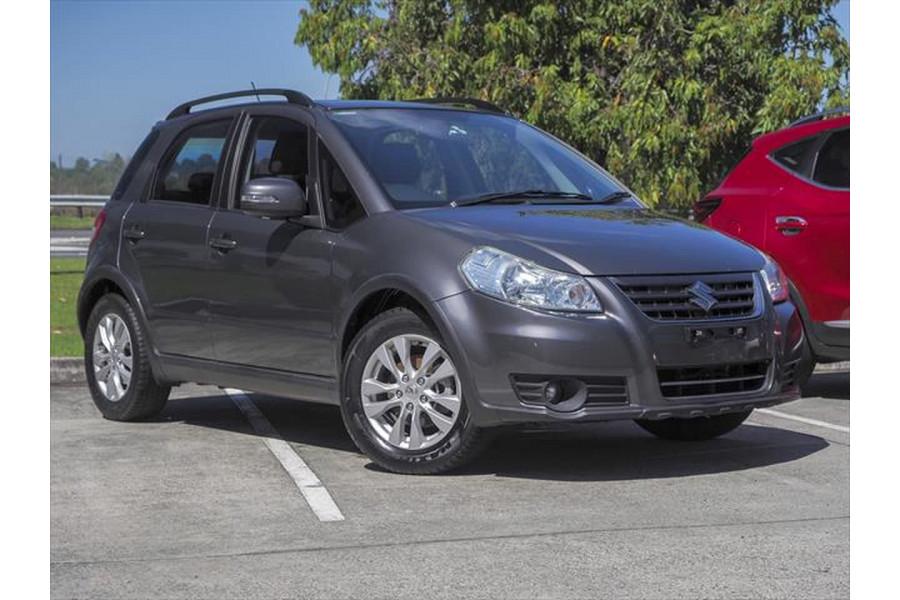 2013 Suzuki Sx4 GYA MY13 Crossover S Hatchback