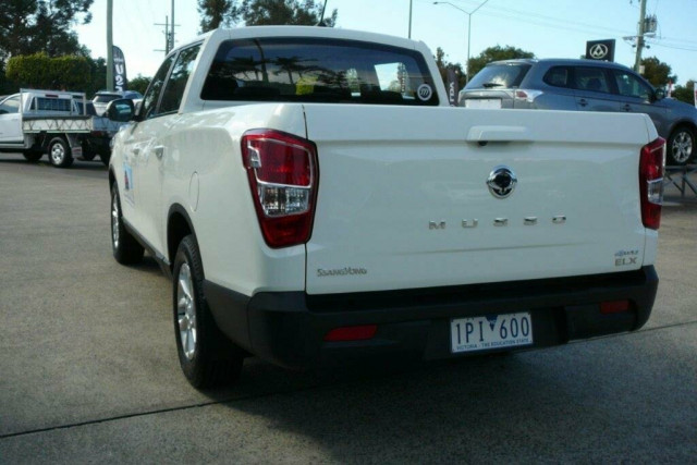 2019 SsangYong Musso XLV Ultimate Plus 19 of 20