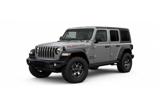 Jeep Wrangler Unlimited Rubicon JL