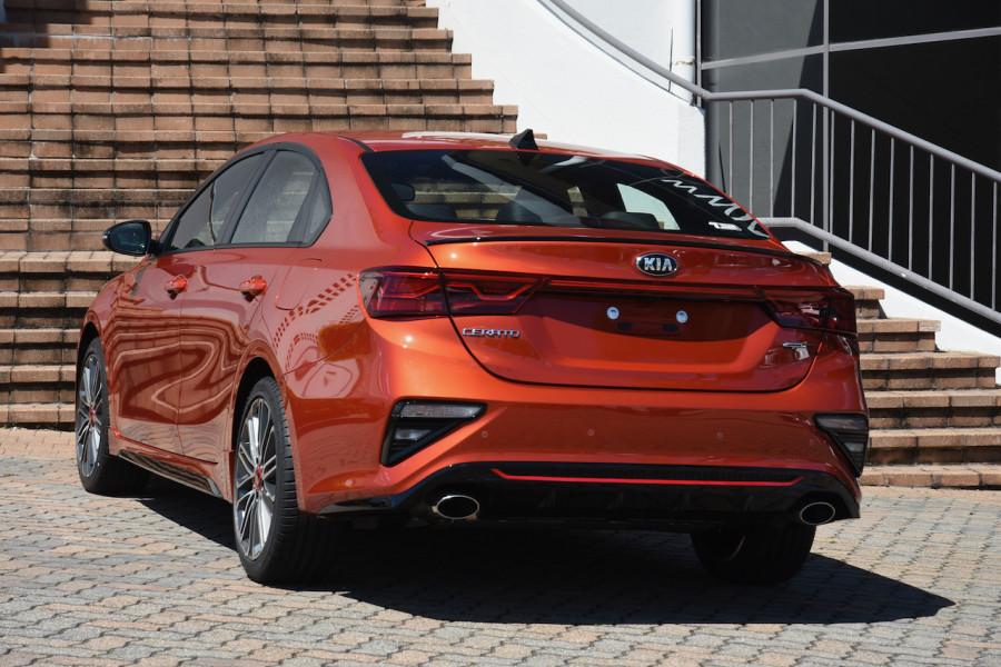 2019 Kia Cerato Sedan BD GT Sedan