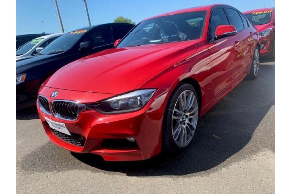 2014 BMW 3 Series F30 MY1114 320D Sedan Image 2