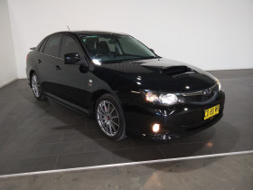 Subaru Impreza WRX Club Spec 10 G3 Turbo