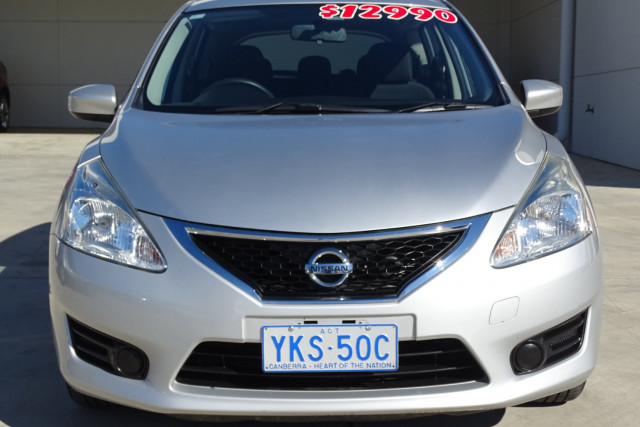 2014 Nissan Pulsar Hatch ST 13 of 29